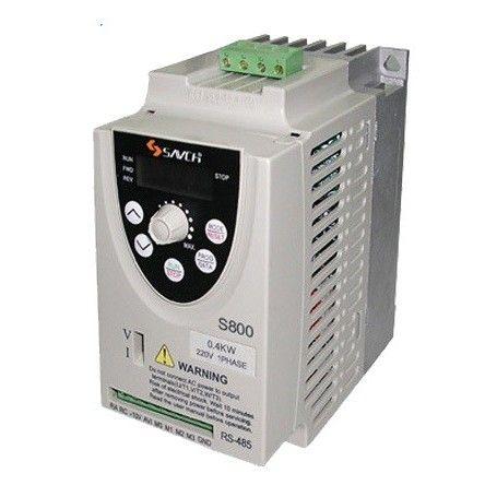 0.75kw Mini convertitore di frequenza / convertitore di frequenza / motore CA S800-2S-0.2G