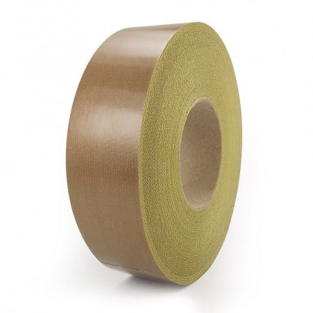 Teflon-coated FV + PTFE tape (30 x 0.1) m thickness 0.115mm with adhesive