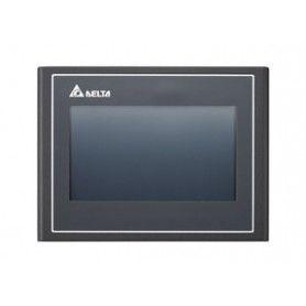 HMI - 7 inch TFT LCD 16: 9 Wide screen, USB Host, Ethernet, FTP / email / VNC / web monitor 512RAM, 256ROM, 2 COM port