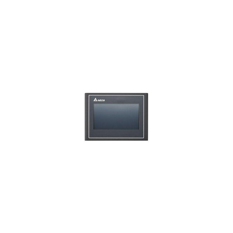 """HMI - TFT LCD 4.3 in. 16.9 Wide screen, 512RAM, 256ROM, 1 COM port """