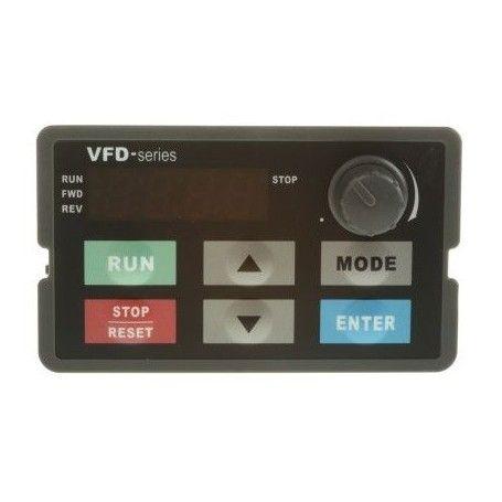 Delta KPE-LE02 keypad, for C200 series control unit