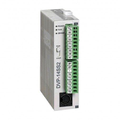 Programmatore logic controller DELTA DVP14SS211R PLC DC24V 8 DI 6 DO relay cavo di programmazione