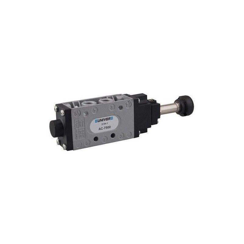 "Solenoid valve G1 / 8 ""5/2 monostable Univer AC-7500 mixed"