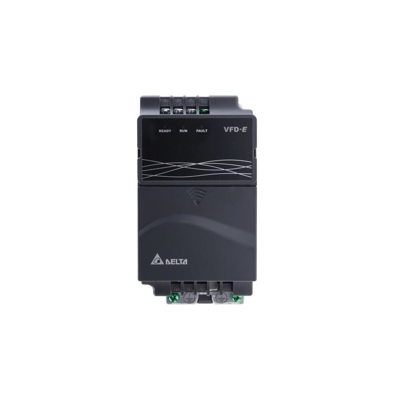 Delta Series E Three Phase 1.5 kW VFD015E43T Inverter