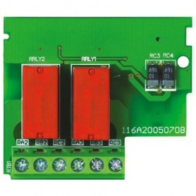 Relay card for VFD-E Drives Delta VFD-EME-R2CA