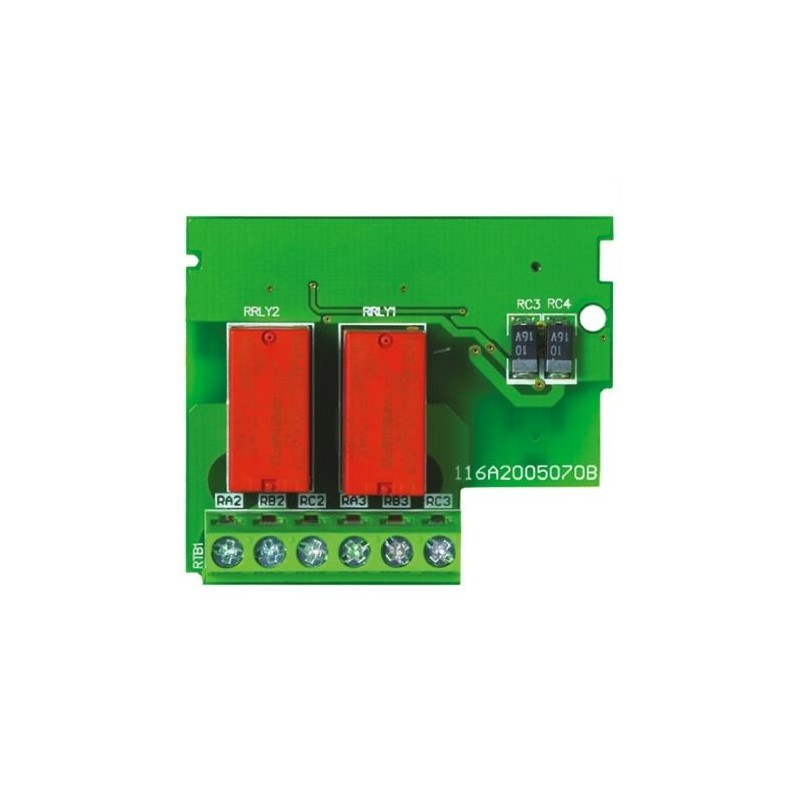 Relay card for VFD-E Drives Delta VFD-EME-R2CA