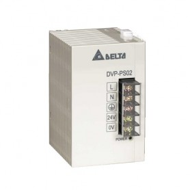Delta 24VDC power supply, 2A