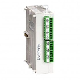 PLC Expansion 6 relays Delta DVP06SN11R