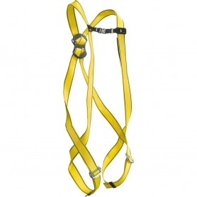 Imbracatura anticaduta con punto di ancoraggio dorsale (Ex Newtec Eco 2) Basic 2