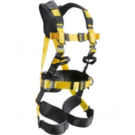 Fall arrest harness with dorsal and sternal anchorage point. With positioning belt - Eagle 5