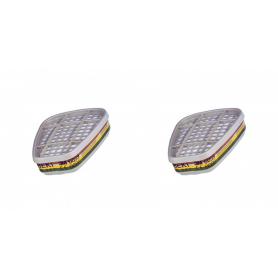 """Coppia Filtri per serie 6000 e 7000 Cod. 6059 """"A1 B1 E1 K1"""" 3M"""