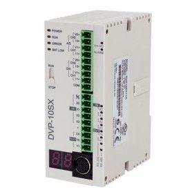 Relais DVP10SX11R Delta PLC 24VDC 2AI / 2AO 4DI / 2DO