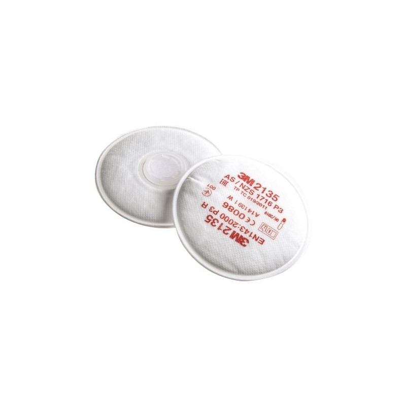 Filter 2135 P3 (3M) Powders for Mask 600 7000