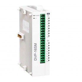 Modulo di ingresso Guide DIN 100 ~ 240 V c.a. DVP16SM11N