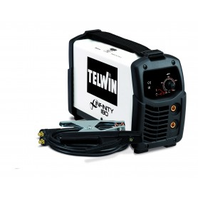 MMA TIG inverter electrode welding machine Telwin Infinity 180 230V ACX cod. 816081