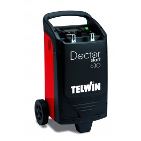 Caricabatterie Elettronico Avviatore Tester Telwin Doctor Start 630 cod. 829342