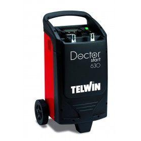 Caricabatterie Elettronico Avviatore Tester Telwin Doctor Start 630 cod. 829342