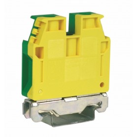 "Cabur Earth terminal for TH / 15 ""profile according to IEC 60734 - CBC Series"