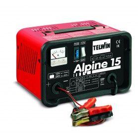Caricabatterie Telwin Alpine 15 230V 12-24V cod. 807544