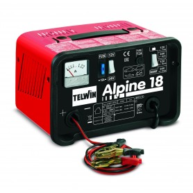 Caricabatterie Telwin Alpine 18 BOOST 230V 12-24V cod. 807545