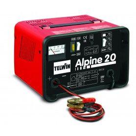 Caricabatterie Telwin Alpine 20 BOOST 230V 50/60HZ 12-24V cod. 807546
