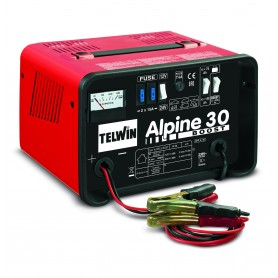 Caricabatterie Telwin Alpine 30 BOOST 230V 12-24V cod. 807547