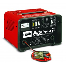 Telwin Autotronic 25 BOOST 230V 12V / 24V battery charger cod. 807540