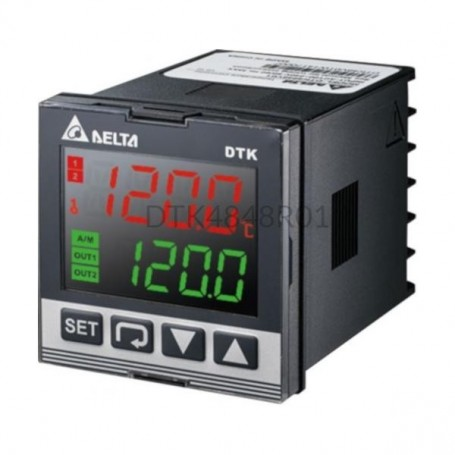 Regolatore di temperatura Delta PID DTD4848RO
