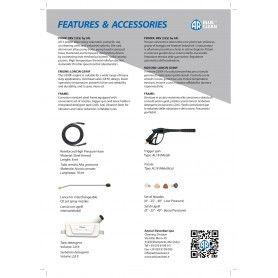 V-belt AVX13 947 (13X8x947)mm Pix