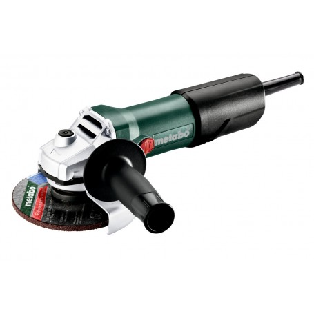 Angle grinder with Metabo 850 W 125 speed variator