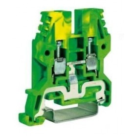 Atex earth terminal 2.5 mm2 insulating body in polyamide TO910 Cabur
