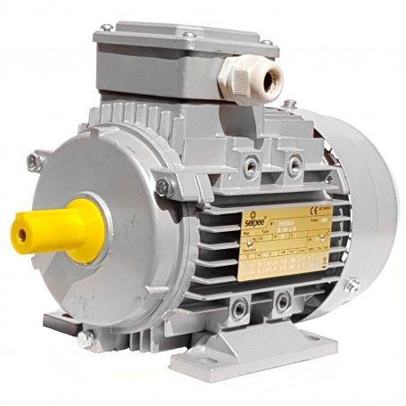 Electric motor Three-phase 0.18 kW 0.25 HP 1400 rpm B3 MEC 63 230 400v